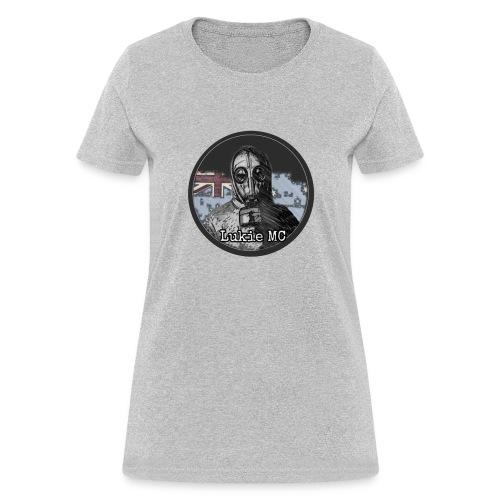 Lukie Mc Fan Logo - Women's T-Shirt