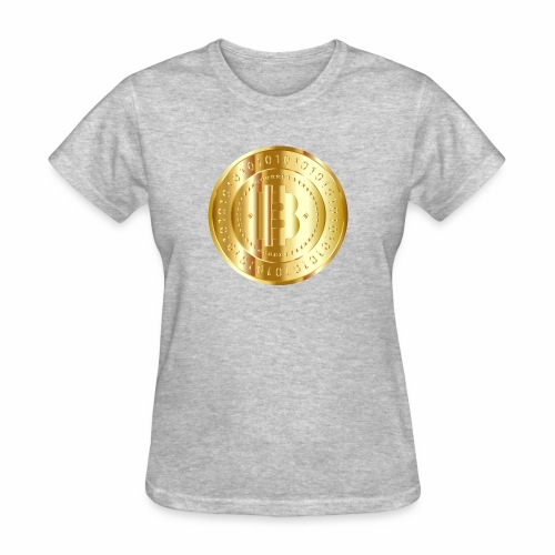 Bitcoin branding 57 - Women's T-Shirt