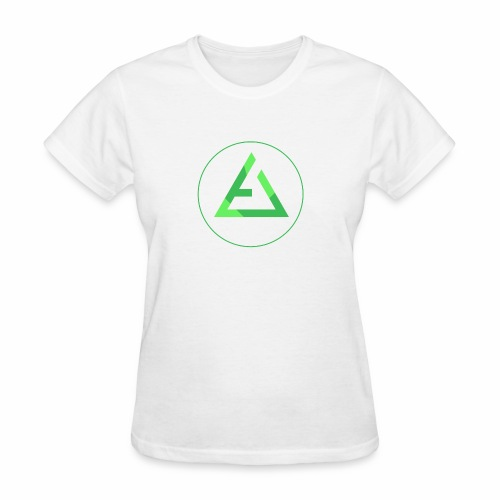 crypto logo branding - Women's T-Shirt