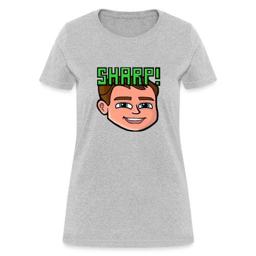 Sharp - Women's T-Shirt