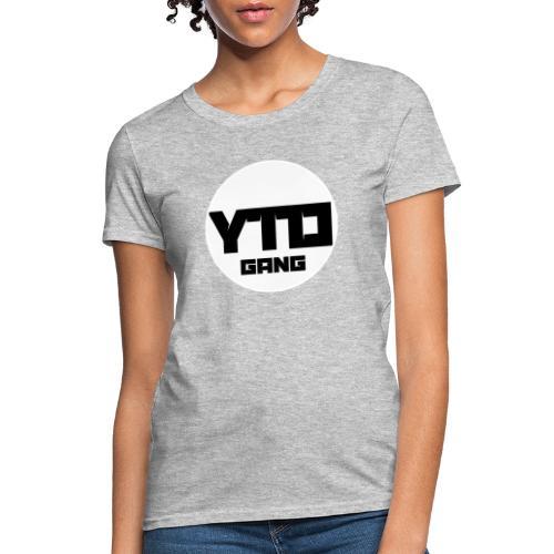 ytd logo - Women's T-Shirt