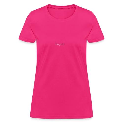 PEYTON Special - Women's T-Shirt