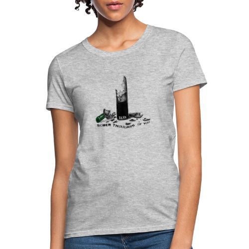 SOBER MERCH - Women's T-Shirt