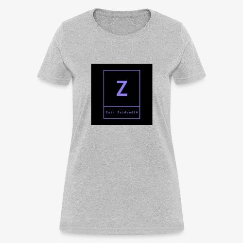 Zain Zaidan006 - Women's T-Shirt