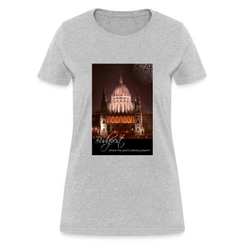 budapest4 - Women's T-Shirt