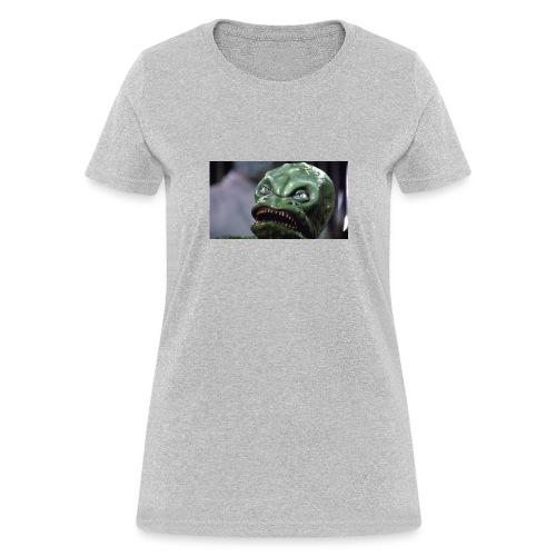 Lizard baby from Z - Women's T-Shirt