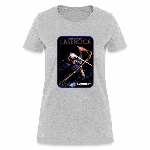 Laserium Design 002 - Women's T-Shirt