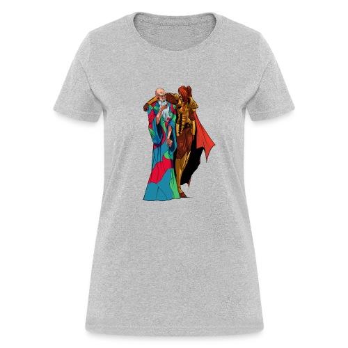 anjelicaPRO png - Women's T-Shirt