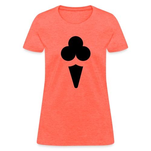 Ice cream - Women's T-Shirt