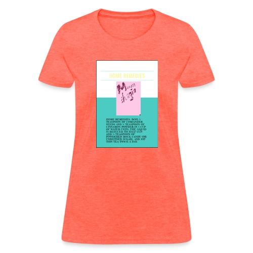 Support.SpreadLove - Women's T-Shirt