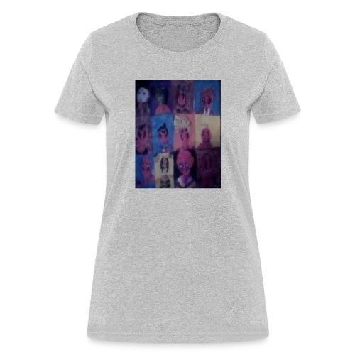 Halloween Spooky spooky deadpoolagins - Women's T-Shirt