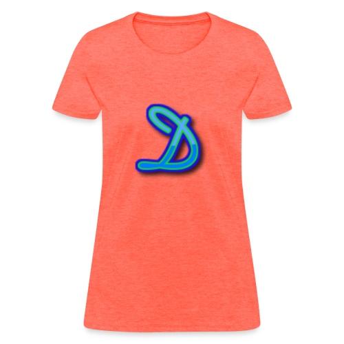 D - Women's T-Shirt