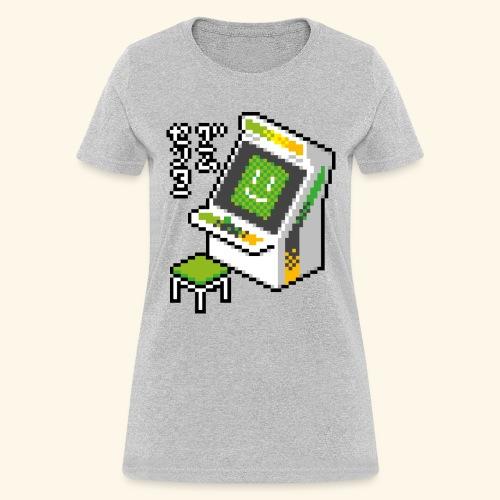 Pixelcandy_AW - Women's T-Shirt