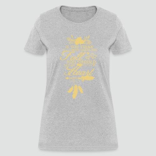 HANDS AND HEART FULL - Women's T-Shirt