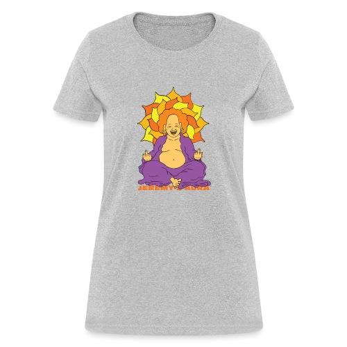 Laughing At You Buddha - Women's T-Shirt
