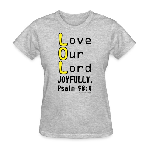 LOL png - Women's T-Shirt