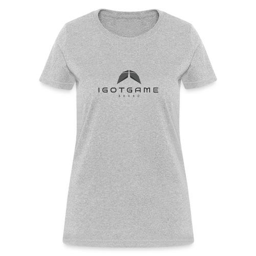 IGOTGAME ONE - Women's T-Shirt