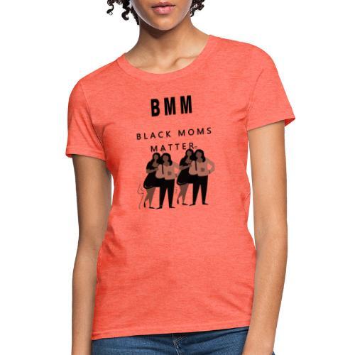 BMM 2 brown - Women's T-Shirt
