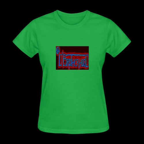 The D'BroTHerHooD Logo - Women's T-Shirt