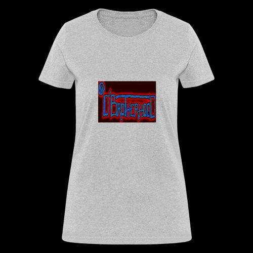 The D'BroTHerHooD Logo - Women's T-Shirt