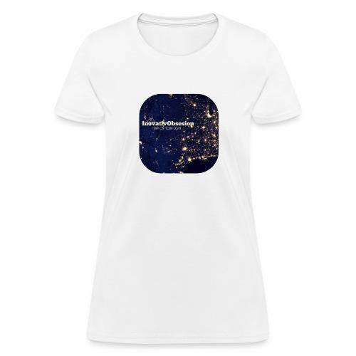 "InovativObsesion ""TURN ON YOU LIGHT"" Apparel - Women's T-Shirt"