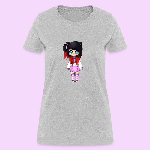 Chibi Wolfie - Women's T-Shirt