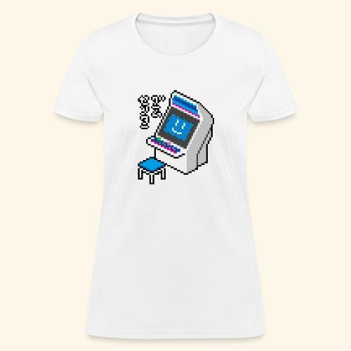 Pixelcandy_BC - Women's T-Shirt