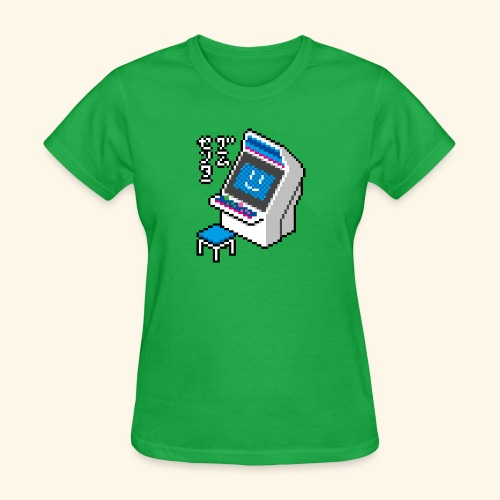 Pixelcandy_BC - Women's T-Shirt