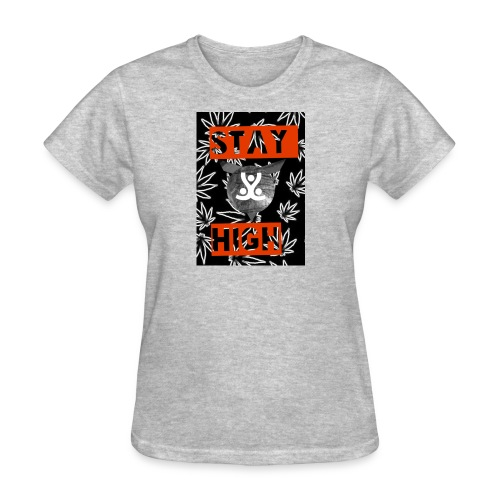 Stay high desighn - Women's T-Shirt