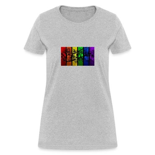 Rays - Women's T-Shirt