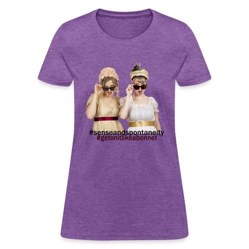 Shady Ladies - Women's T-Shirt
