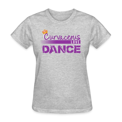 Curvaceous love llc - Women's T-Shirt
