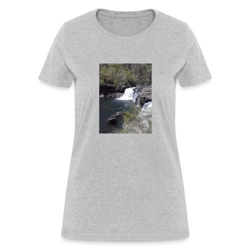 LRC waterfall - Women's T-Shirt