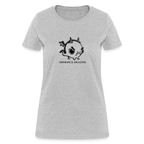 ANGRY DRAGON - Women's T-Shirt