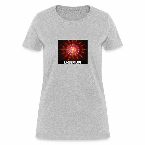 LASERIUM Laser starburst - Women's T-Shirt