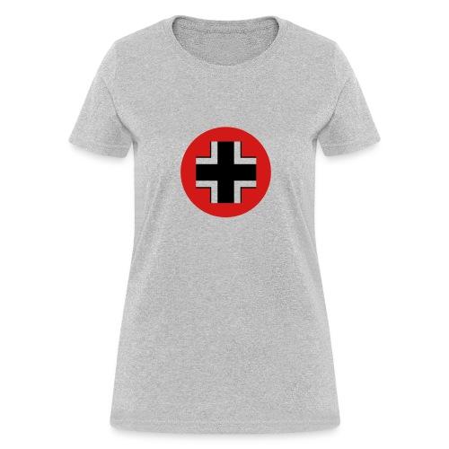 Germany Symbol - Axis & Allies - Women's T-Shirt