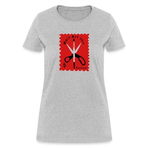mail art 2017 - Women's T-Shirt