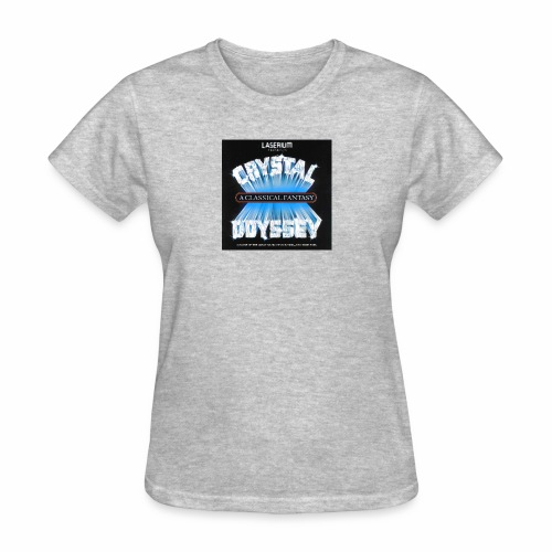 Laserium Crystal Osyssey - Women's T-Shirt