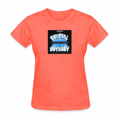 Laserium Crystal Osyssey - Women's T-Shirt