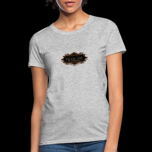 teamTSC badge03 Bar - Women's T-Shirt