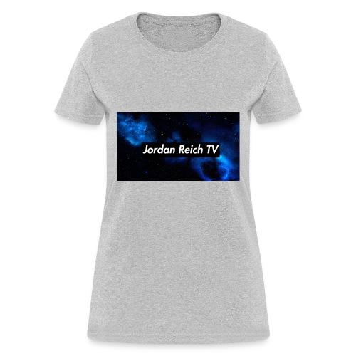 Jordan Reich TV - Women's T-Shirt