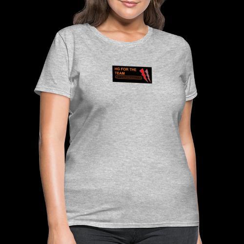 my channel merch design - Women's T-Shirt