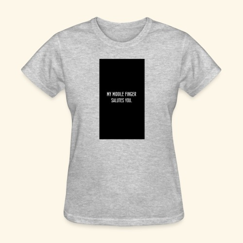 unbothered - Women's T-Shirt