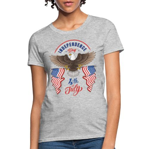independence day 4 july - Women's T-Shirt