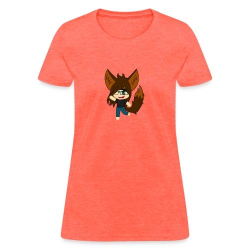 KR ASMR Chibi Waving - Women's T-Shirt