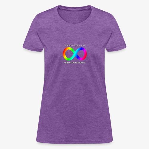 Embrace Neurodiversity - Women's T-Shirt