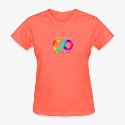 Embrace Neurodiversity - Women's T-Shirt