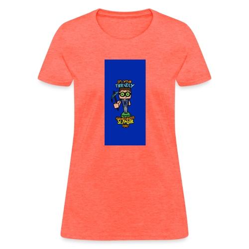 friendly i5 - Women's T-Shirt