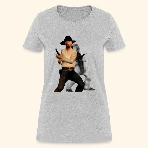 Communist Chickens Attack! - Women's T-Shirt