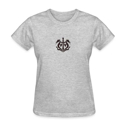 Black Dragon - Women's T-Shirt